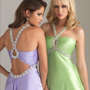 Night moves by allure promo style 6230 lavender